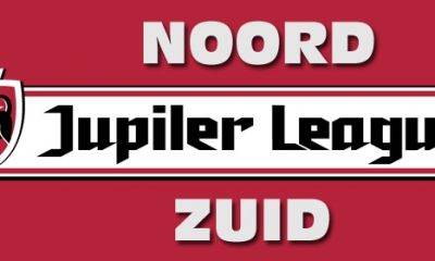 jupiler league noord zuid